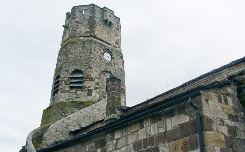 Eglise deSaint-Germain-Laprade