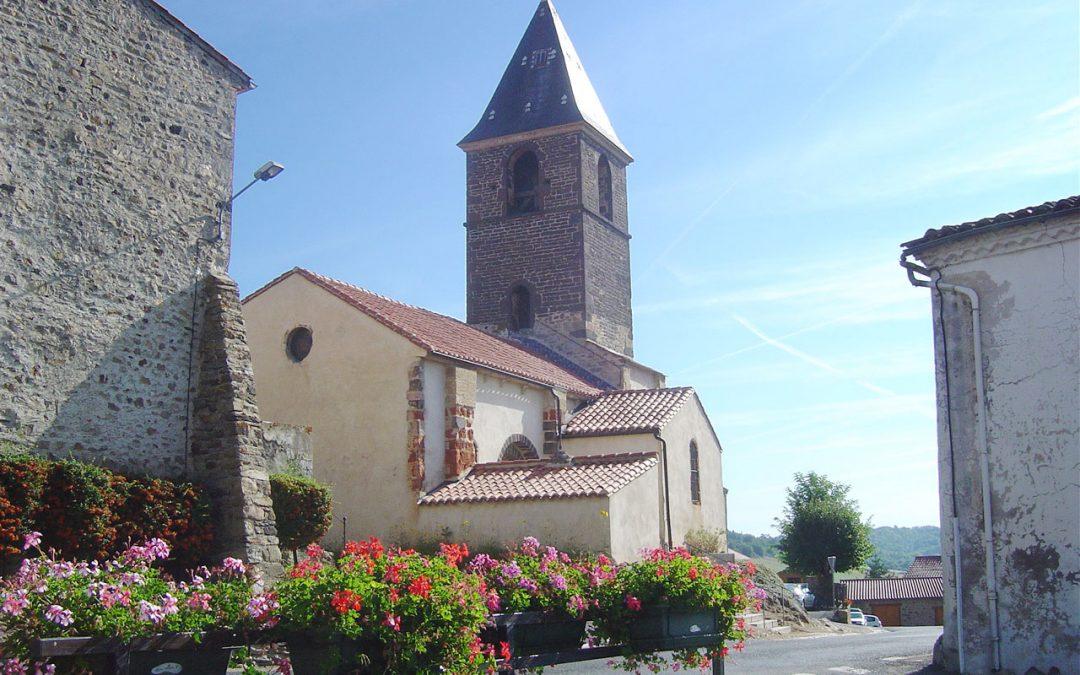 Église Saint-Mathieu d'Espalem