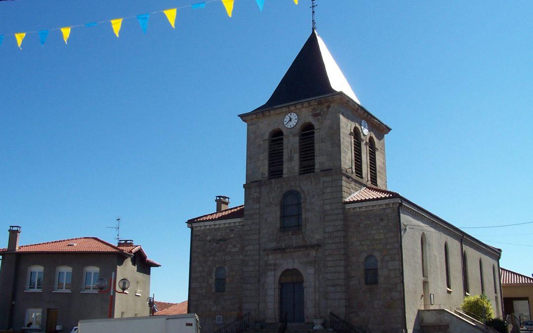 Église de Saint-Maurice- de-Lignon