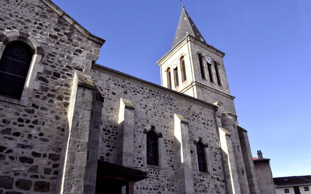 Église de Lantriac