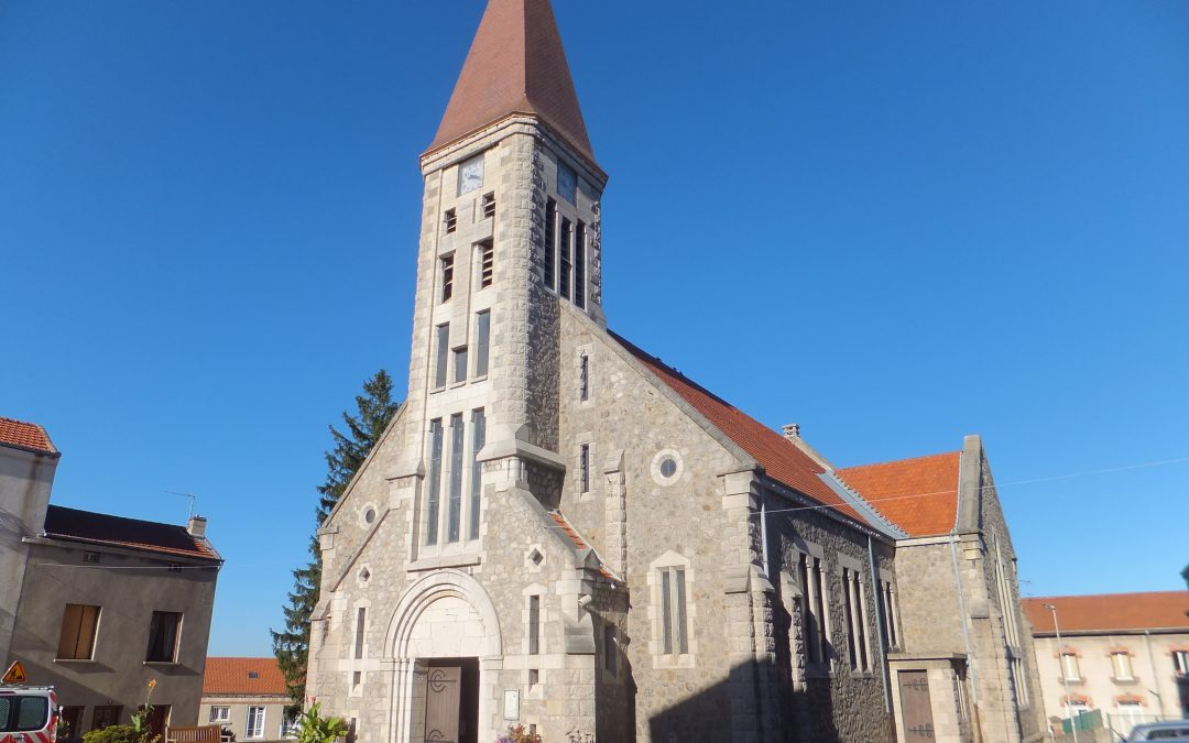 Église de Saint-Just-Malmont