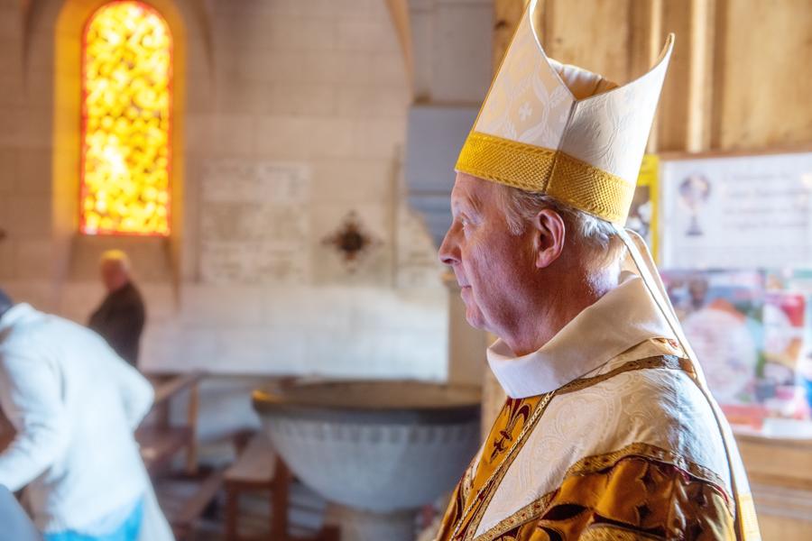 Jubilé d'argent de Sœur Marie du Sacré-Cœur