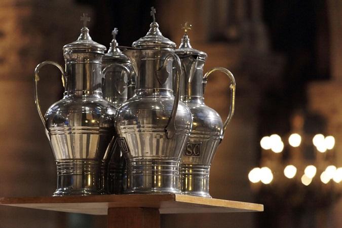 Homélie pour la Messe Chrismale