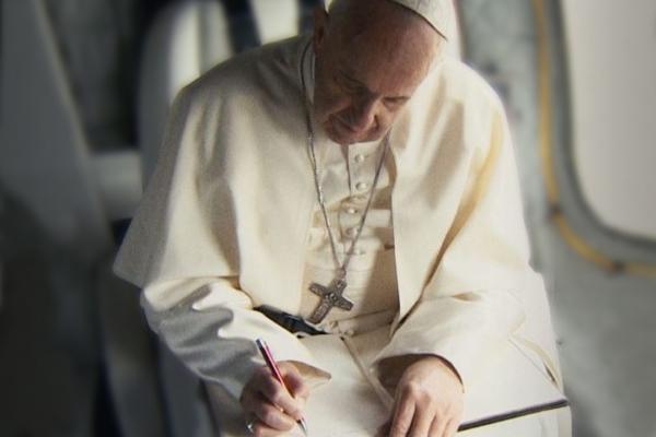 Lettre apostolique du pape François