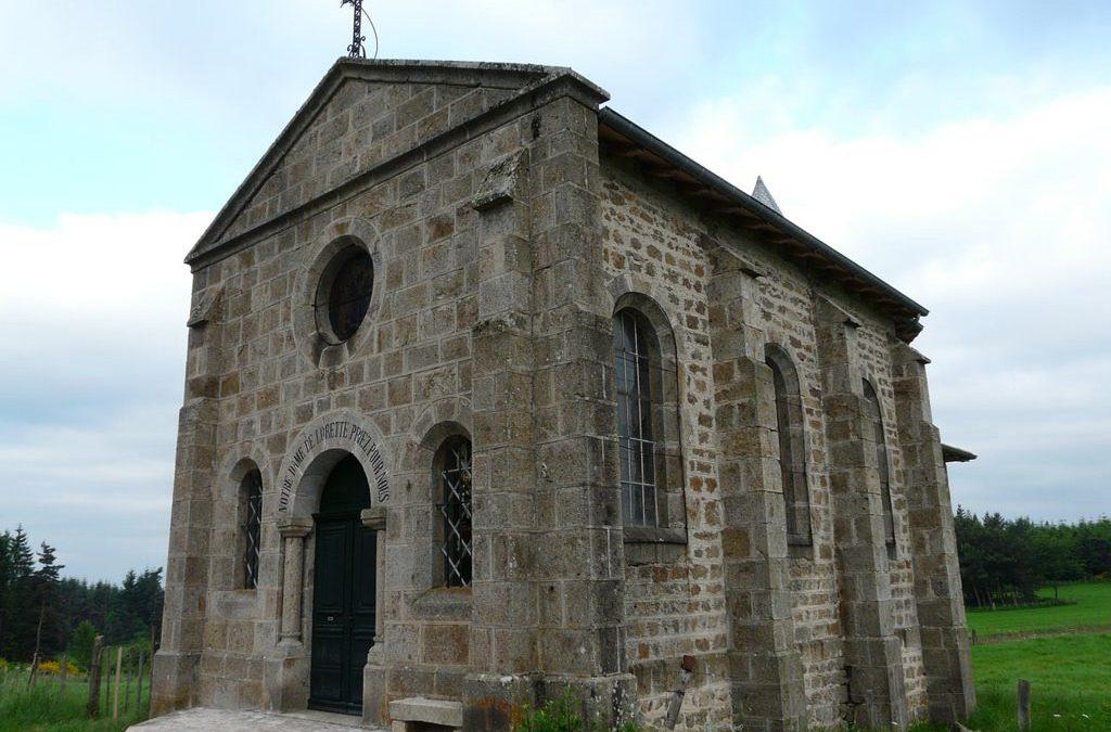 Les sanctuaires mariaux de Saint-Pal-en-Chalencon
