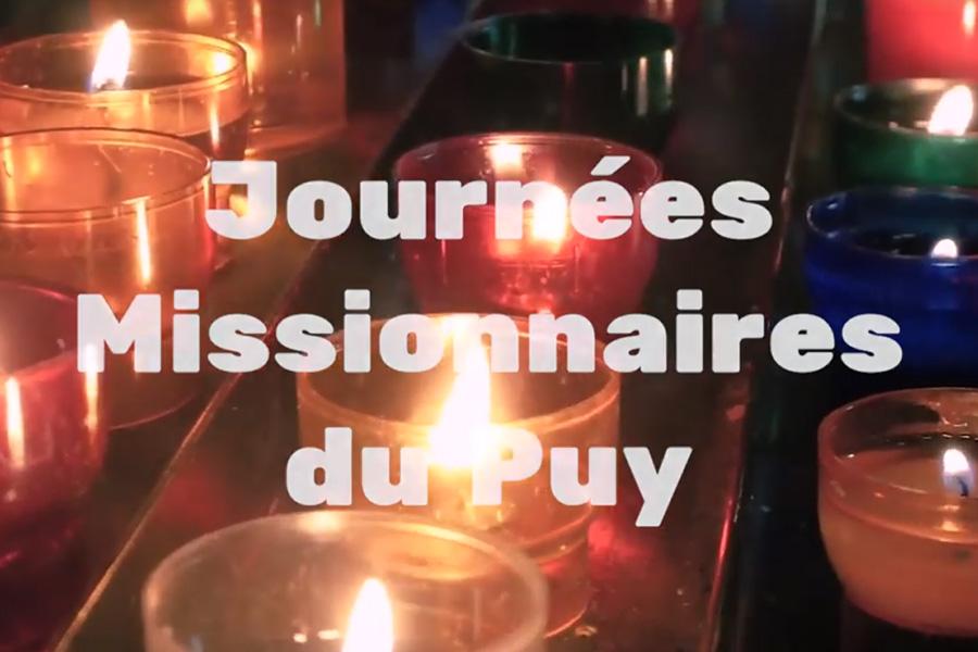 Journées Missionnaire du Puy 2019 – Teaser