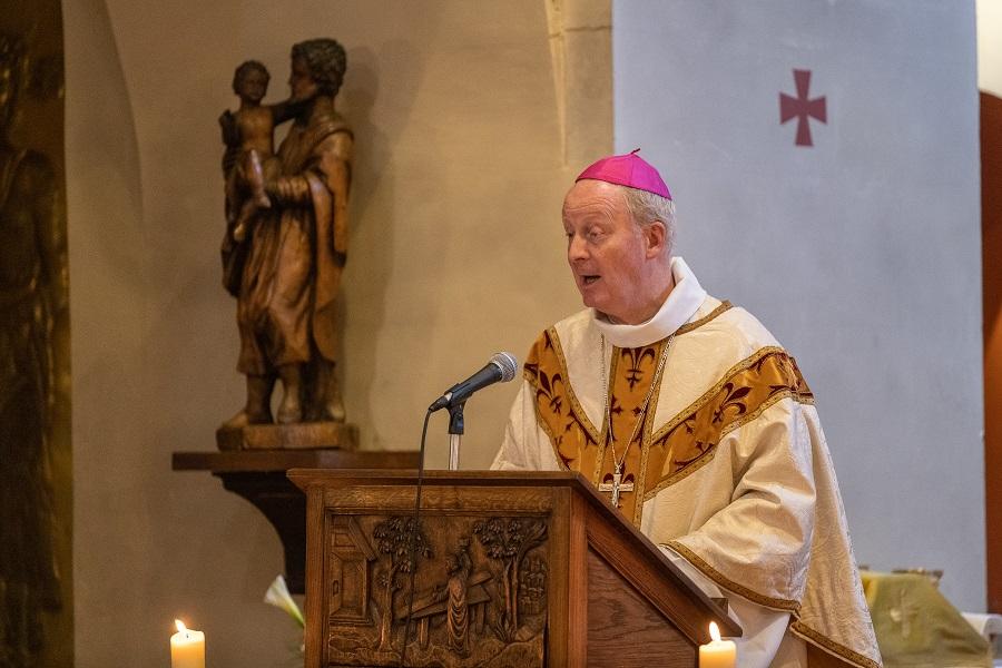 Fête des prêtres jubilaires du diocèse du Puy