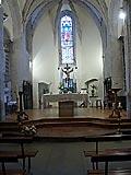 L'église de Craponne