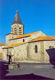 Eglise de Siaugues Sainte Marie