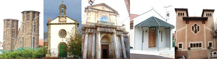 Ensemble Paroissial des Carmes – Guitard – Chadrac – St-Antoine – Le Collège