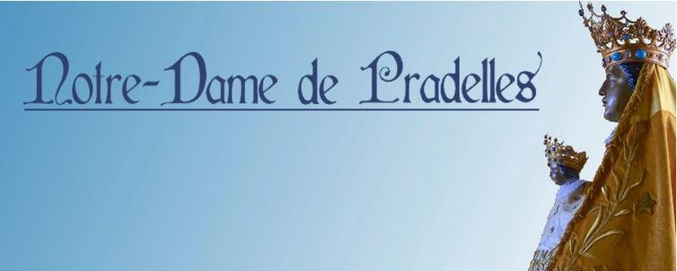 Commémoration du 150ème anniversaire de la Vierge de Notre-Dame de Pradelles