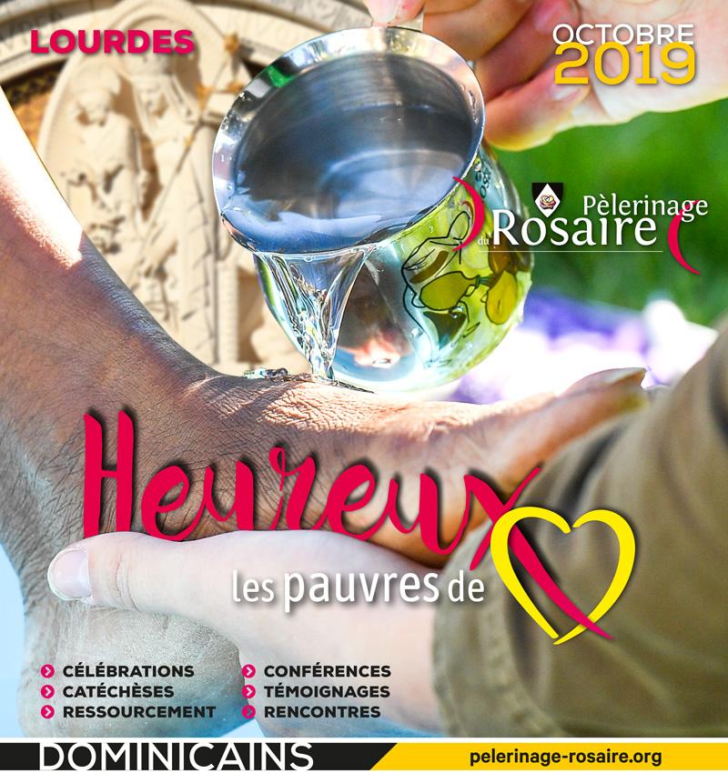 Calendrier Des Pelerinages Lourdes 2019.Pelerinage Du Rosaire Diocese Du Puy En Velay