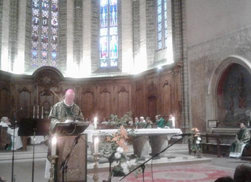 Reconnaissance de l'Ensemble paroissial Notre-Dame du Puy