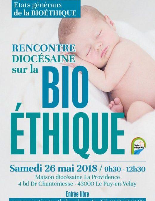 Rencontre diocésaine sur les questions de bioéthique