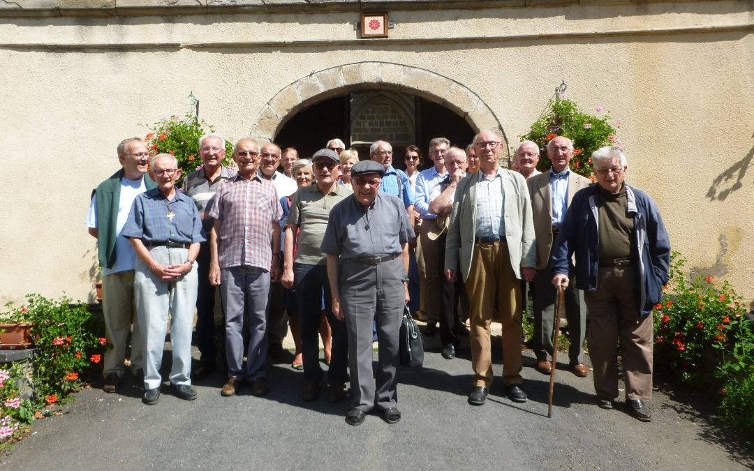 Journée des prêtres aînés du diocèse du Puy