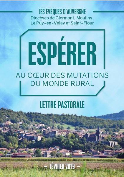 Lettre pastorale sur le rural