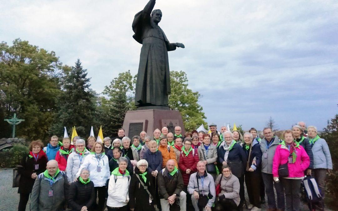 Terre de Pologne, Terre de Saints