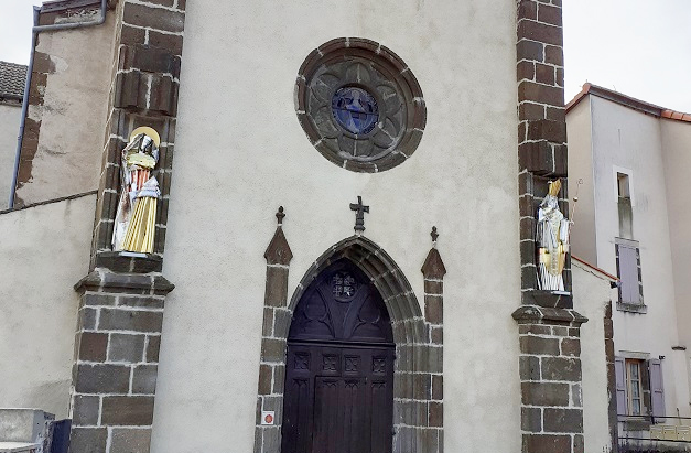 Eglise de Cussac-sur-Loire