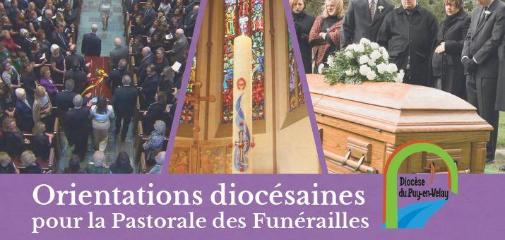 Orientations diocésaines pour la pastorale des funérailles
