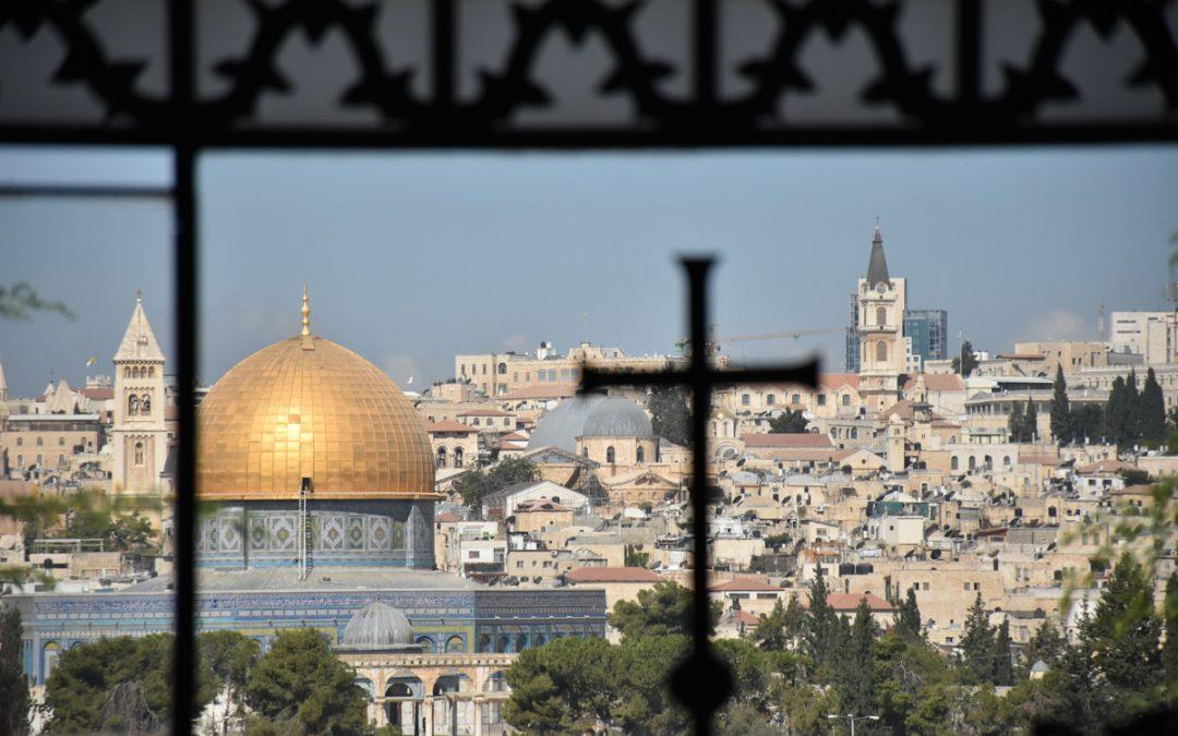 Pèlerinage diocésain : Terre Sainte 2020