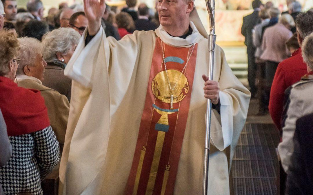 Homélie de la messe de Noël à la cathédrale