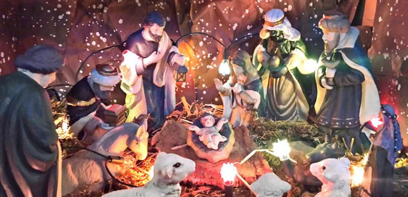 Jésus n'est pas né le 25 décembre ?