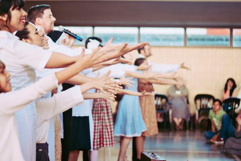 Paroisses : grandir en communautés missionnaires