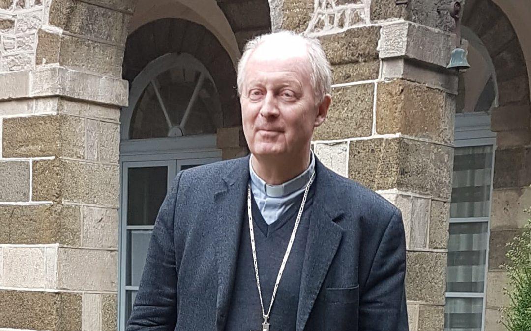 Homélie de Mgr Luc Crepy du Dimanche des Rameaux  (05/04/20)
