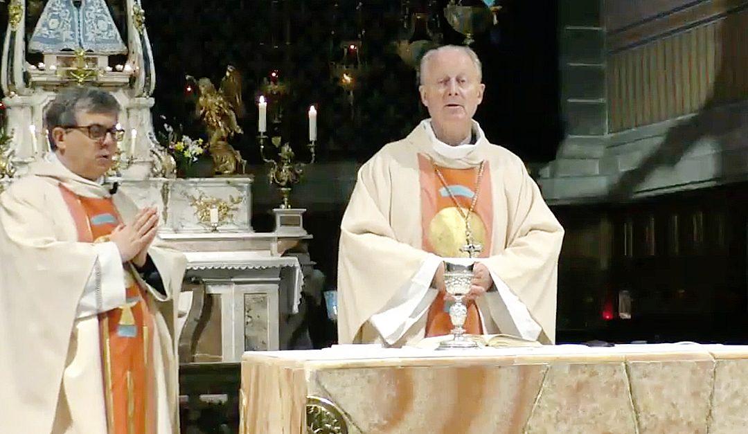 Homélie de Mgr Luc Crepy du Jeudi Saint
