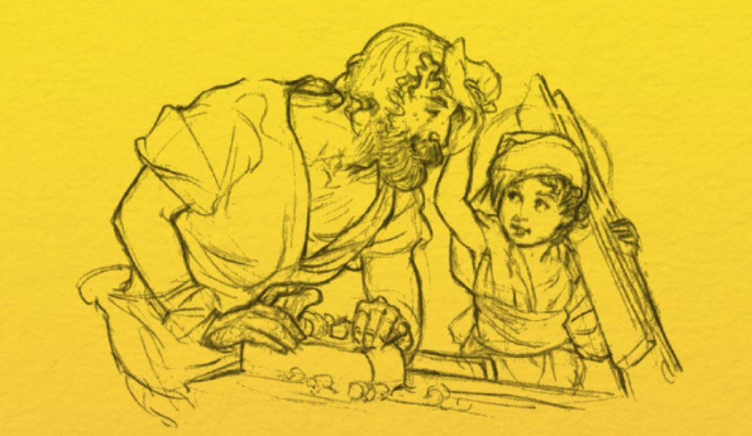 Petite catéchèse sur saint Joseph