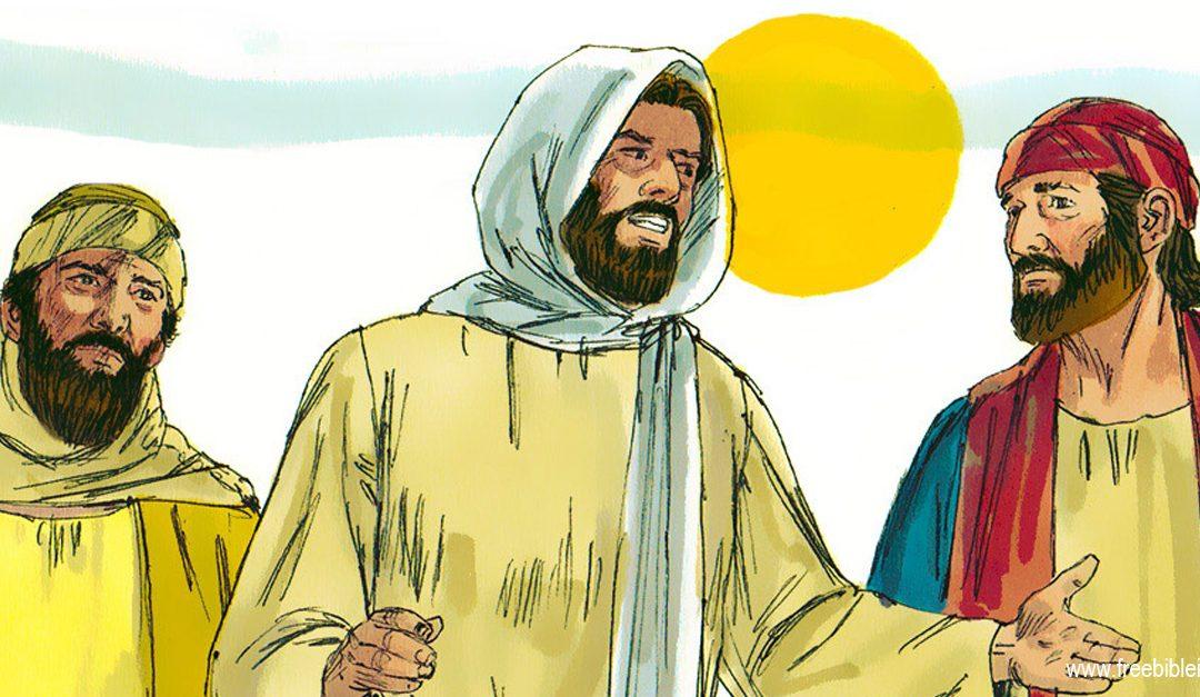 Le 3è dimanche de Pâques pour les enfants