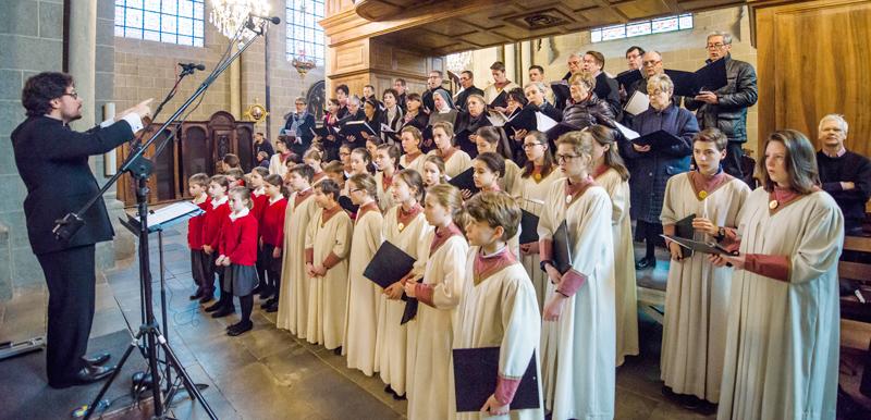 Emission spéciale RCF : Le chant liturgique