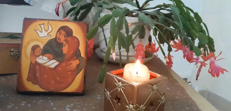 Prier ensemble le mystère de Noël
