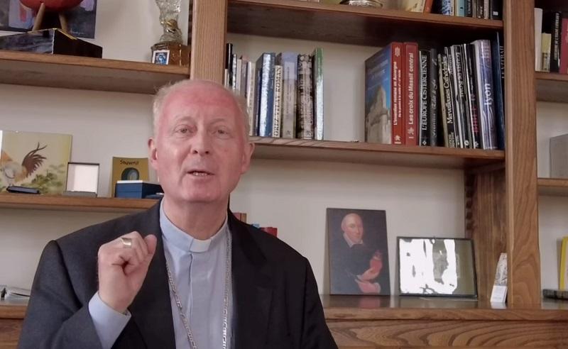 Message de Mgr Luc Crepy aux habitants de Haute-Loire
