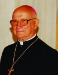 Mgr Yves Ramousse (1928-2021)